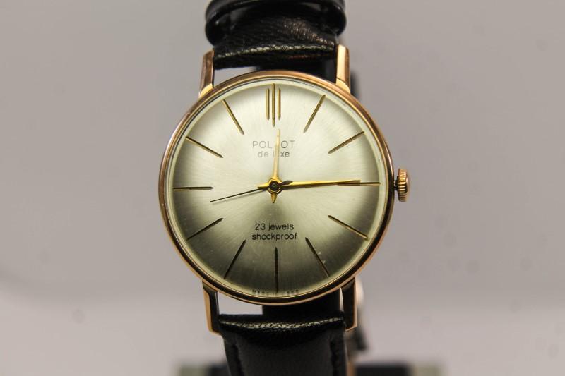 63b7a4d5 Наручные часы купить в Сочи: Золотые часы POLJOT